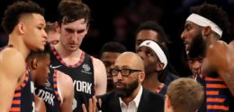 NY Knicks Add Five Free Agents To Roster