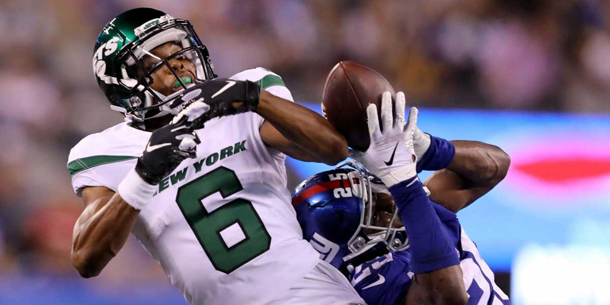 Giants Beat The Jets In Preseason Opener