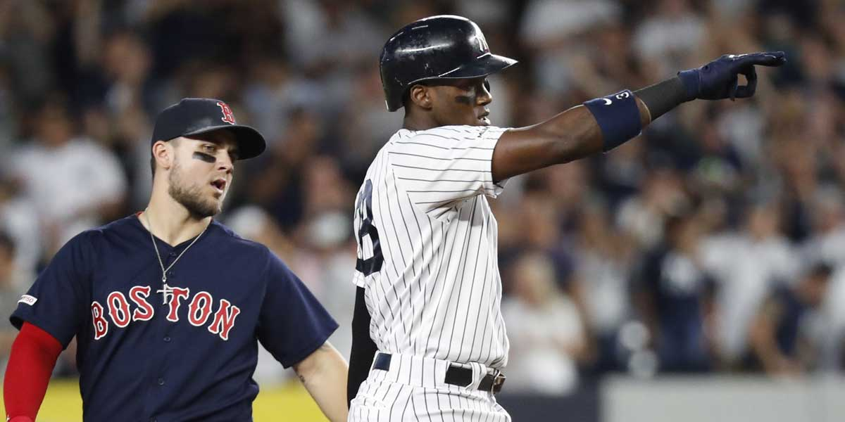 Yankees Sweep Red Sox